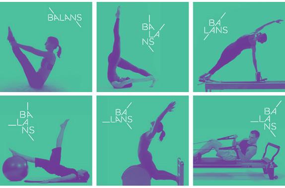 Dynamic Logotype - Balance